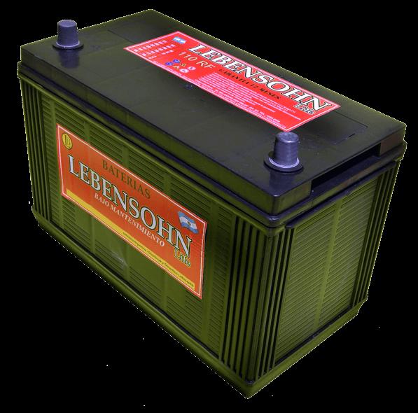 Bateria 110 RF