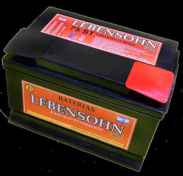 bateria 75 ST lenbenson wilde
