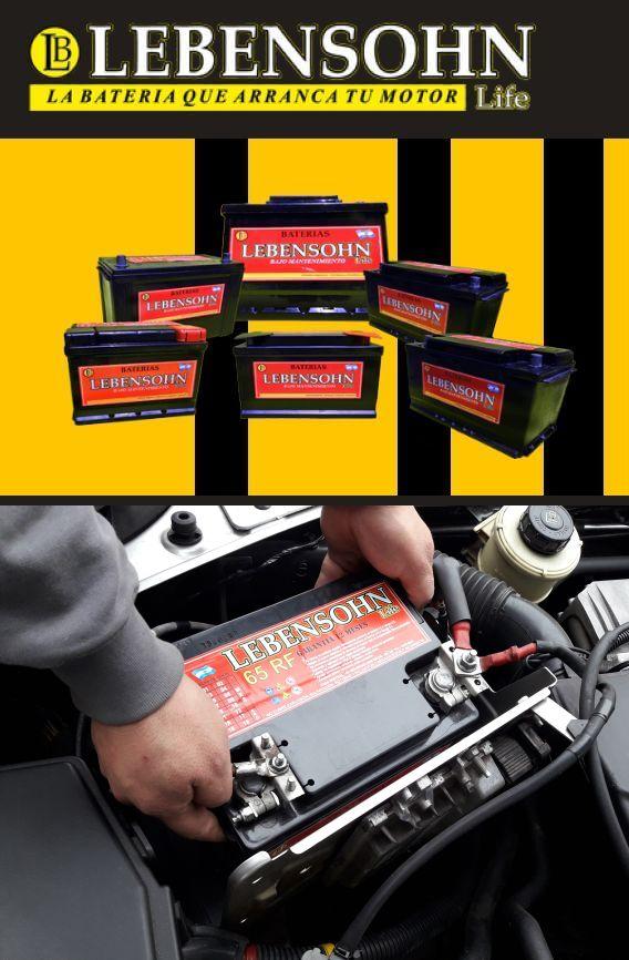Puntos de venta de Baterias Lebensohn